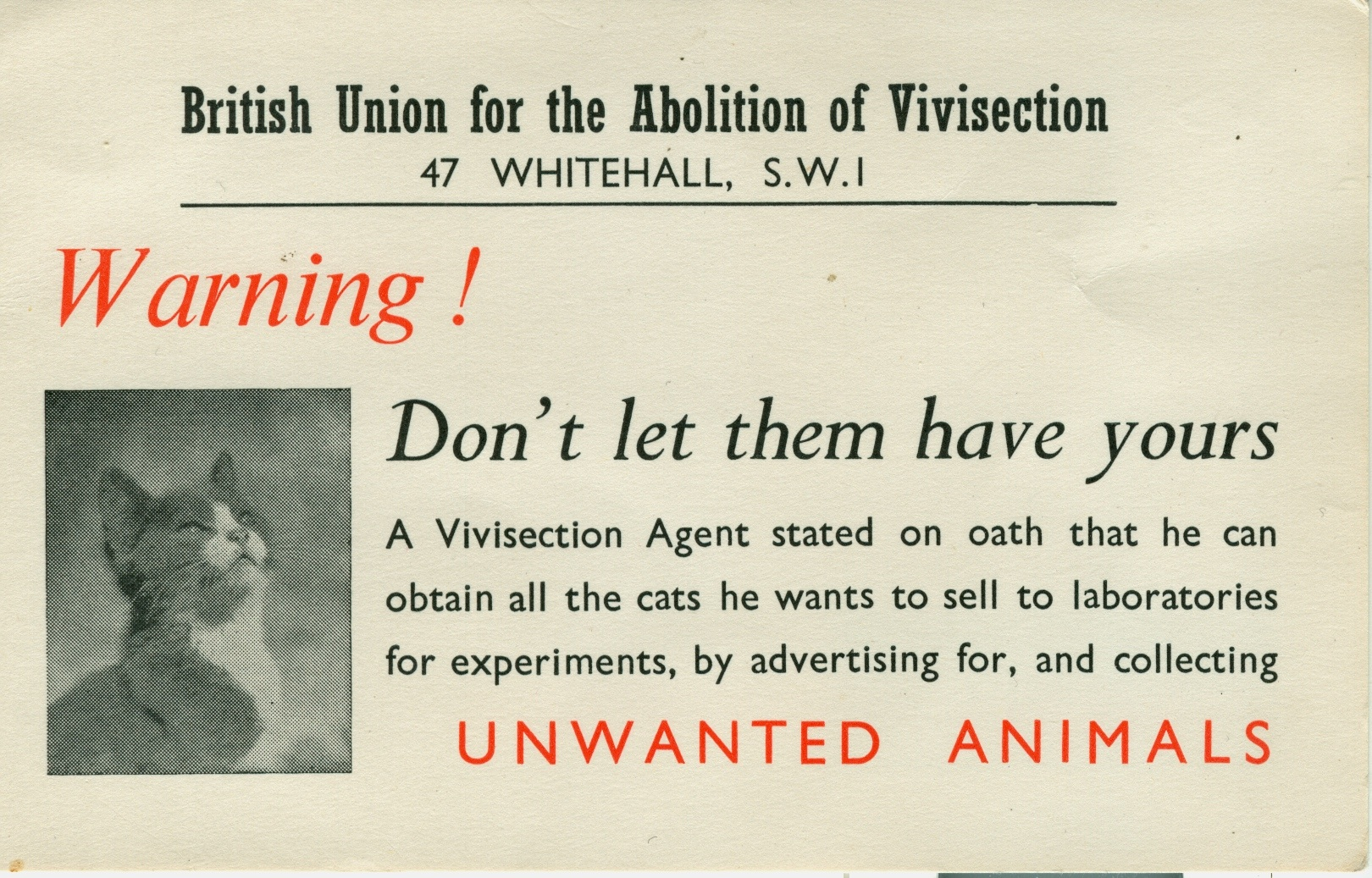 Anti-vivisection in nineteenth century Britain