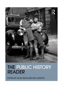 cover Public History Reader website