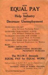 NUWT leaflet