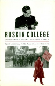 Ruskin book cover