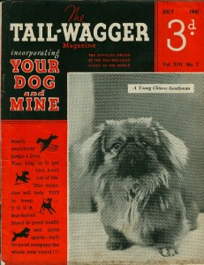 cover of tailwaggers