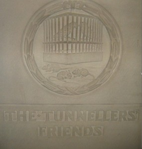 friends tunnellers Edinburgh