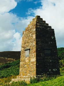 Highland Clearances memorial
