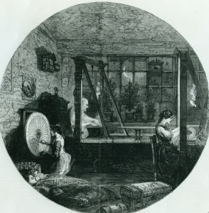 weavers Spitalfields