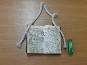 Holman diary