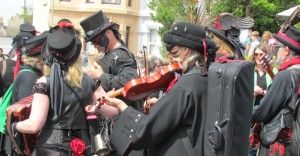 Musicians Anarcho-Syndicalist  goth style in Hastings