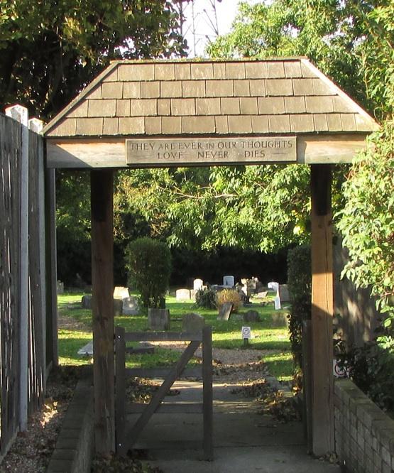 PDSA cemetery