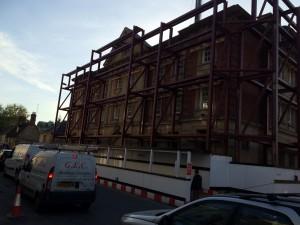 Walton Street facade