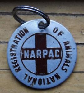Snapshot NARPAC badge